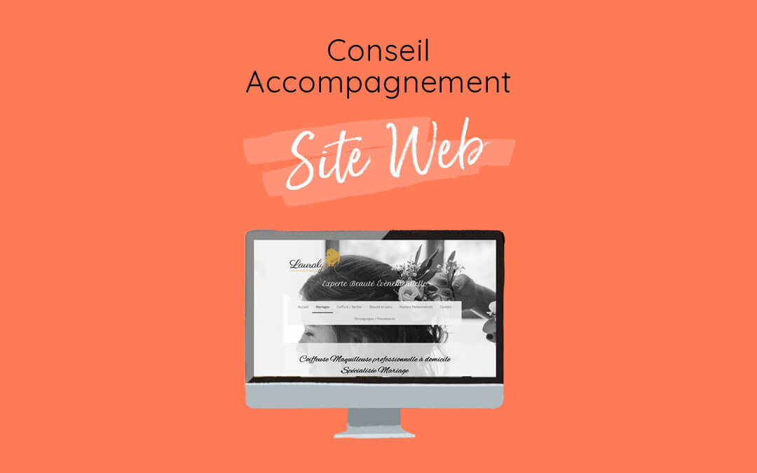 conseil accompagnement site web
